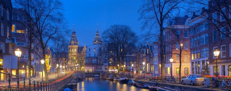 Amsterdam - Amsterdam, línea final