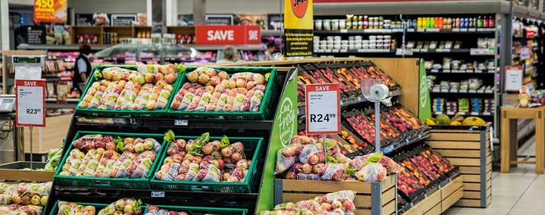Ewcondidas en el supermercado - Escondidas en el supermercado