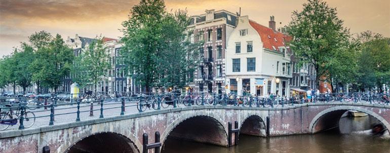 amsterdam - Parada señalada: Ámsterdam