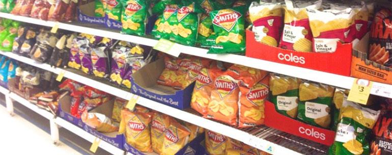 patatas chips - Las patatas de la discordia