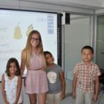 profesora de ingles con ninos malta 150x150 - Nueva escuela de inglés en Malta