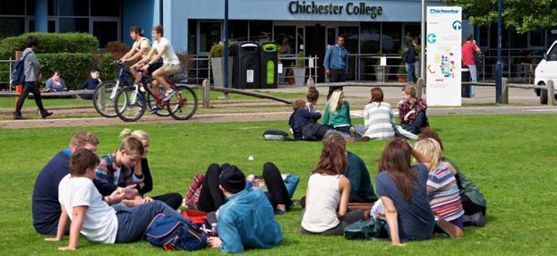 chichester college 1 - Chichester College