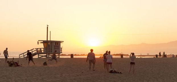 estudiar ingles playa california -