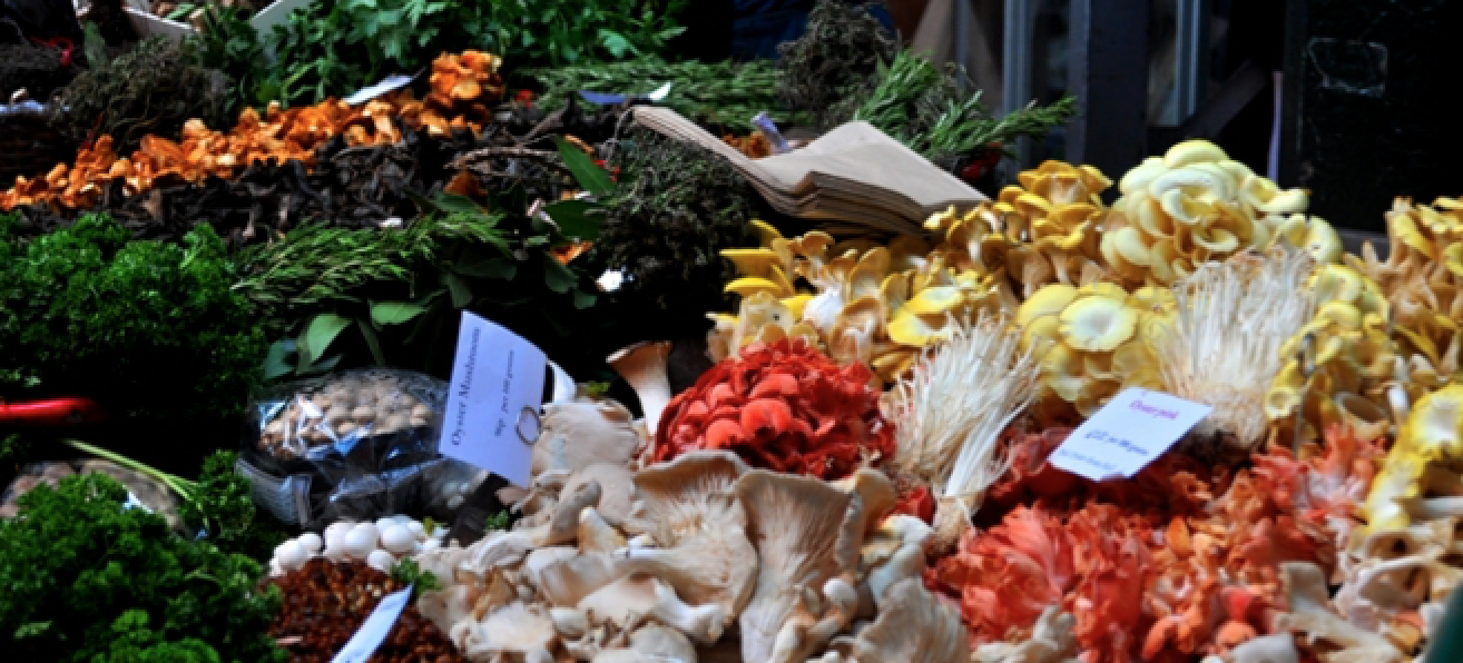 borough market - 10 mercados londinenses que merecen una visita