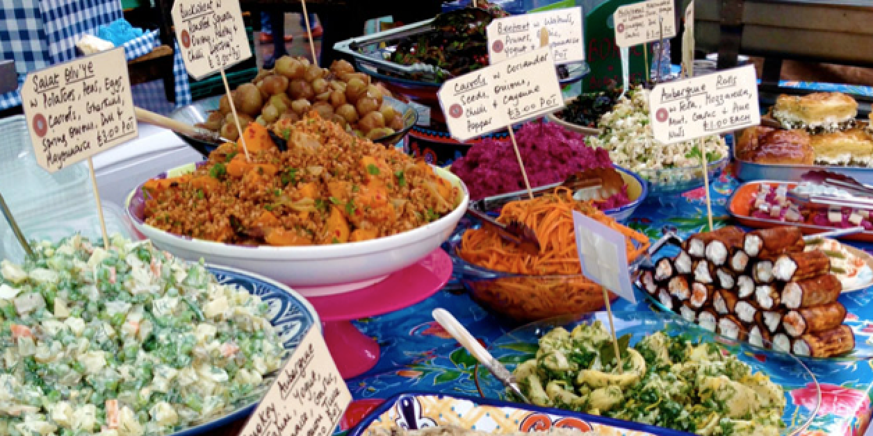 broadway market - 10 mercados londinenses que merecen una visita