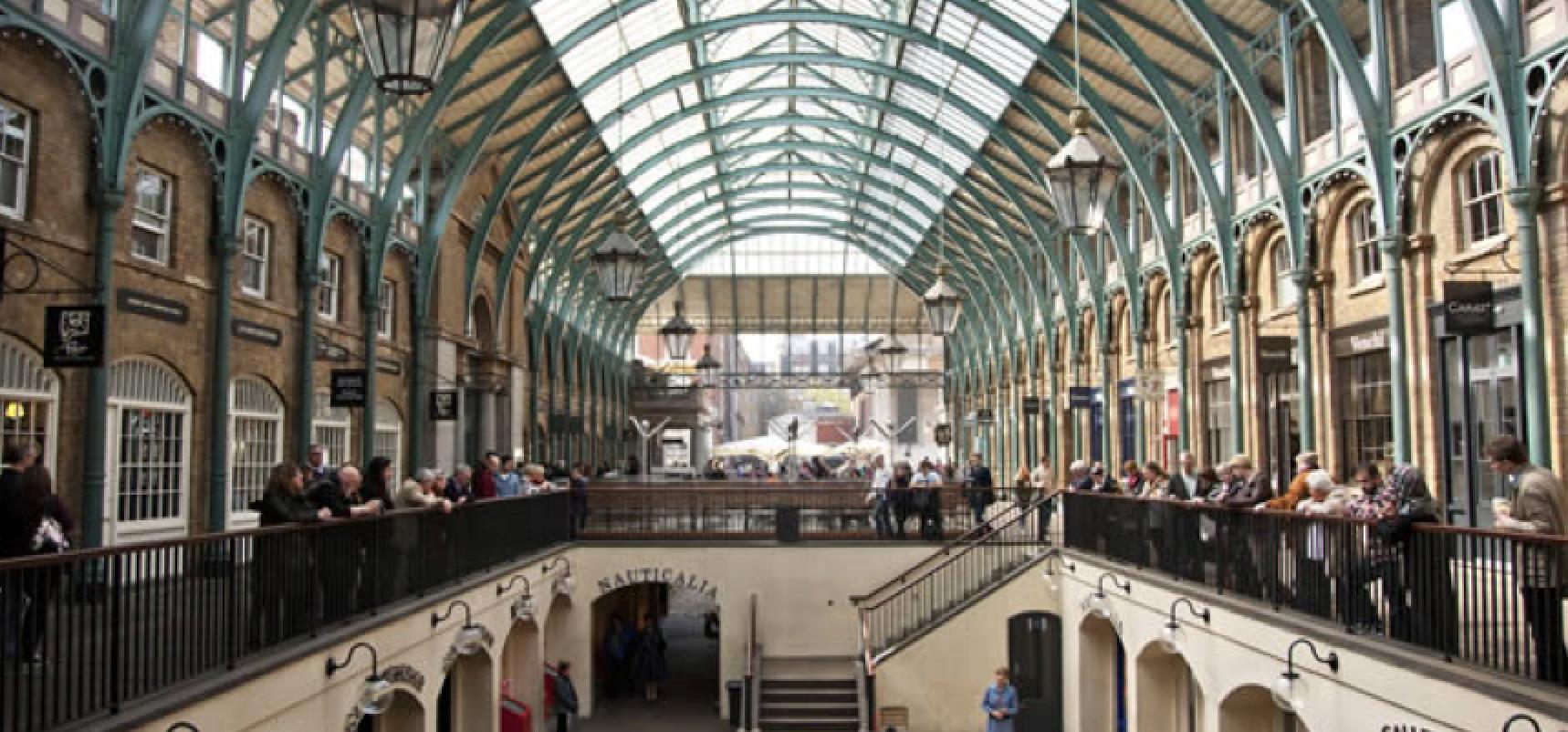 covent garden - 10 mercados londinenses que merecen una visita