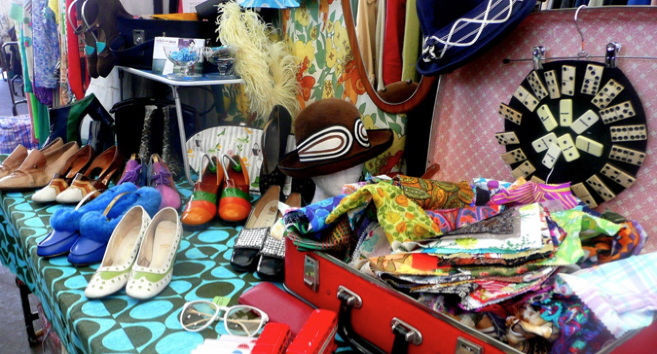 portobello road market - 10 mercados londinenses que merecen una visita