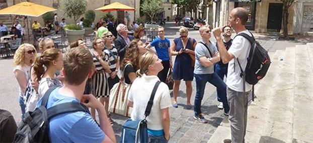 visitas en montpellier - Estudiar francés en Montpellier