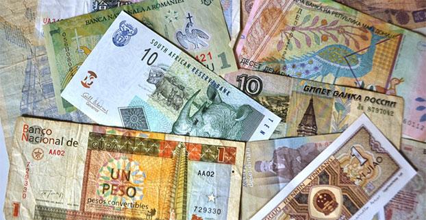 el dinero en los viajes