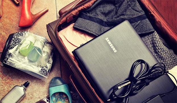 trucos para hacer la maleta