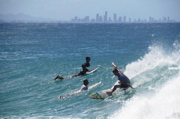 gold coast - ¿Cuál es la mejor ciudad de Australia para aprender inglés?