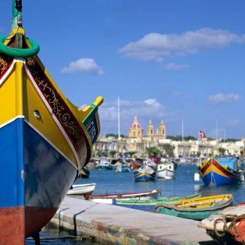 Malta - Becas de la Xunta