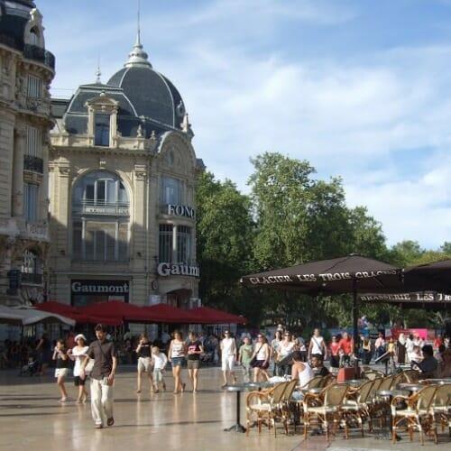 Montpellier - Becas de la Xunta