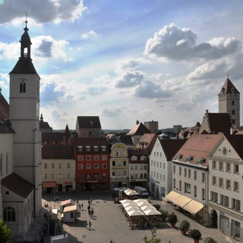 Regensburg - Becas de la Xunta