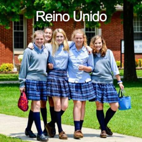 año escolar en reino unido - Trimestre, semestre o año escolar en el extranjero