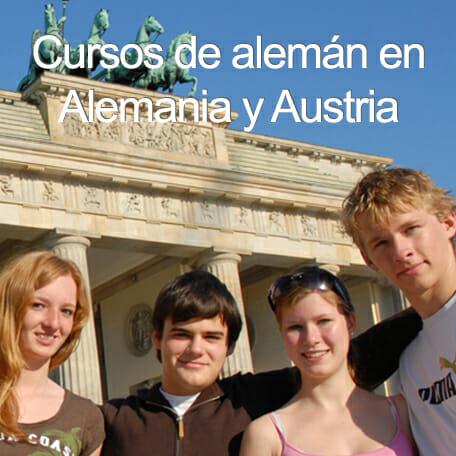 cursos de aleman alemania austria - Cursos de verano para menores