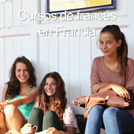 cursos de frances francia - Cursos de verano para menores