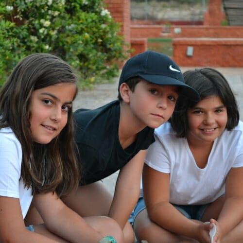 campamentos en ingles para niños