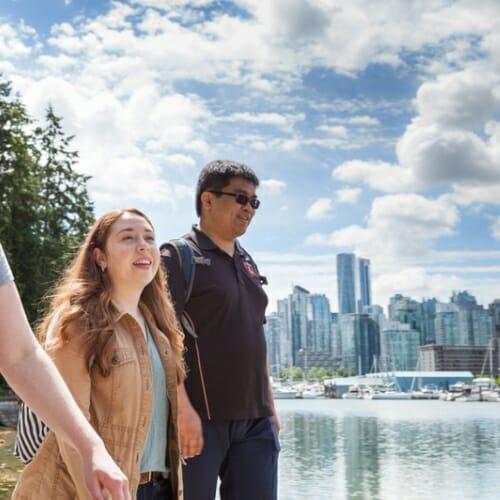 cursos para mayores de 30 Vancouver