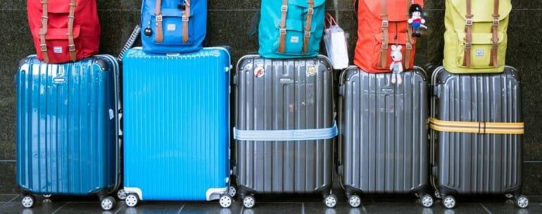 maleta para viajar al extranjero - Qué llevar en la maleta si vas a viajar al extranjero para aprender un idioma