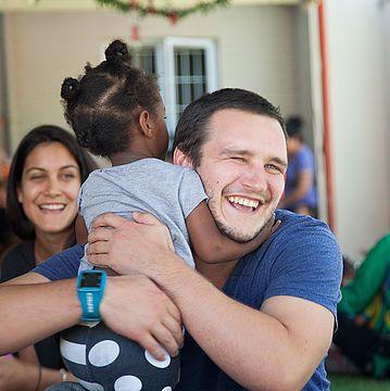 Athlone Childrens Home - Programa de voluntariado en Sudáfrica y Namibia