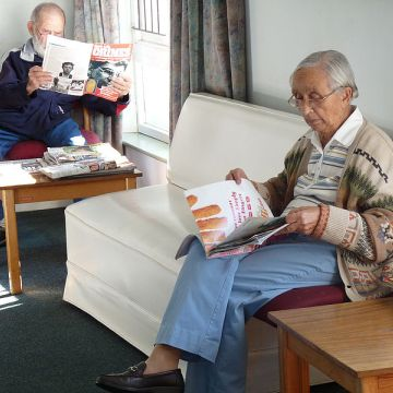 Caring for the Elderly - Programa de voluntariado en Sudáfrica y Namibia