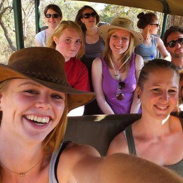 Centre for Endangered Species 1 - Programa de voluntariado en Sudáfrica y Namibia