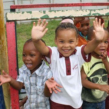 Jeffreys Bay Kindergarden - Programa de voluntariado en Sudáfrica y Namibia