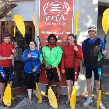 Ocean Conservation - Programa de voluntariado en Sudáfrica y Namibia