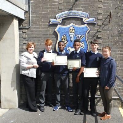 Tempplemichael College - Colegios en Irlanda