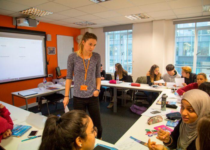 clases de inglés en Bristol
