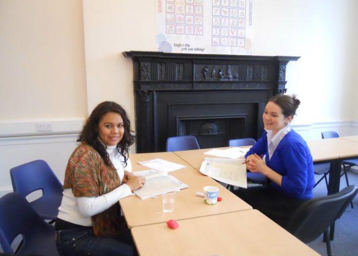 estudiar inglés en Edimburgo