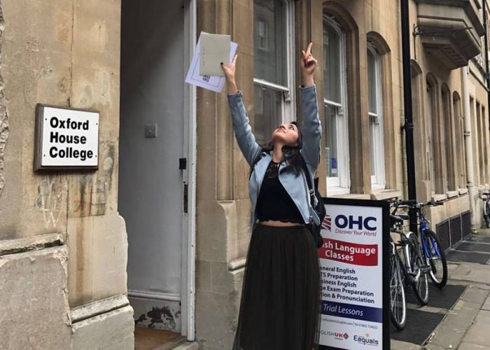 escuela de inglés en Oxford