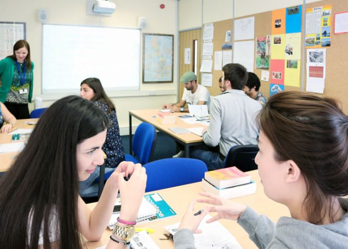 clases de inglés en York