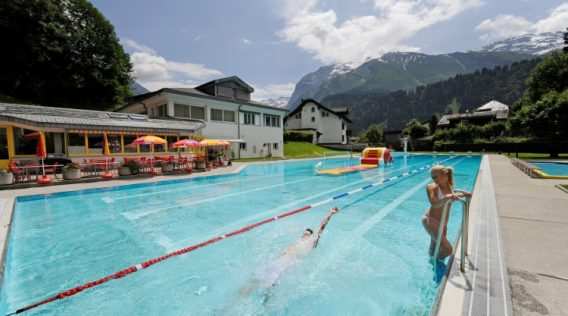 Sonnenberg, Schwimmbad;.Sonnenberg, Outdoor Pool;
