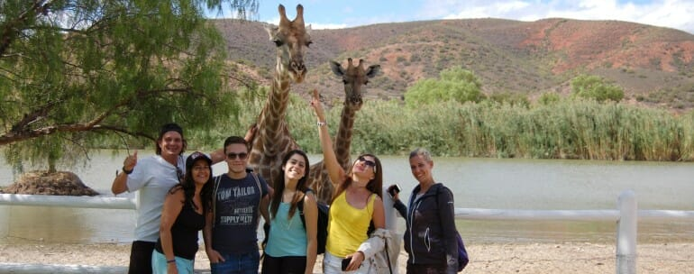 travelling classroom sudafrica - Travelling Classroom, aprende inglés en un viaje por Sudáfrica