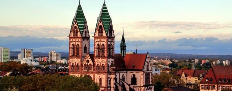 estudiar aleman friburgo - Descubre Friburgo, una ciudad ideal para estudiar alemán