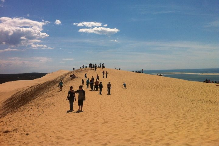 Buerdeos excursion dune du pyla - Burdeos