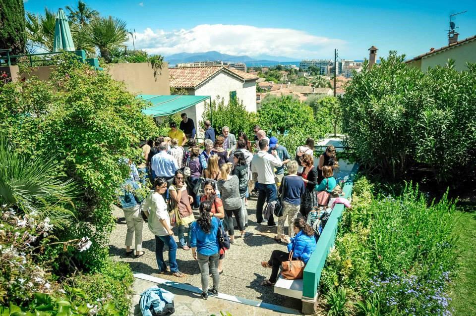 academia frances antibes jardin - Antibes