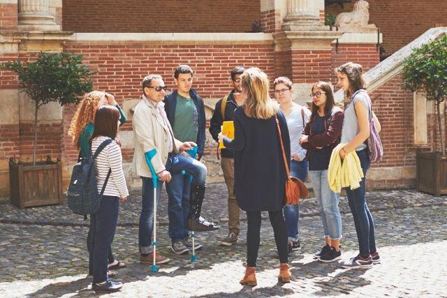 academia frances toulouse programa social - Toulouse