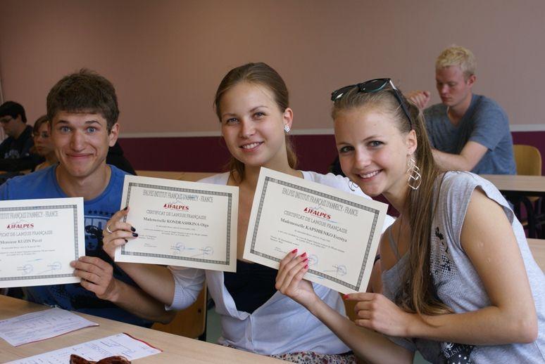 aprender frances annecy - Annecy