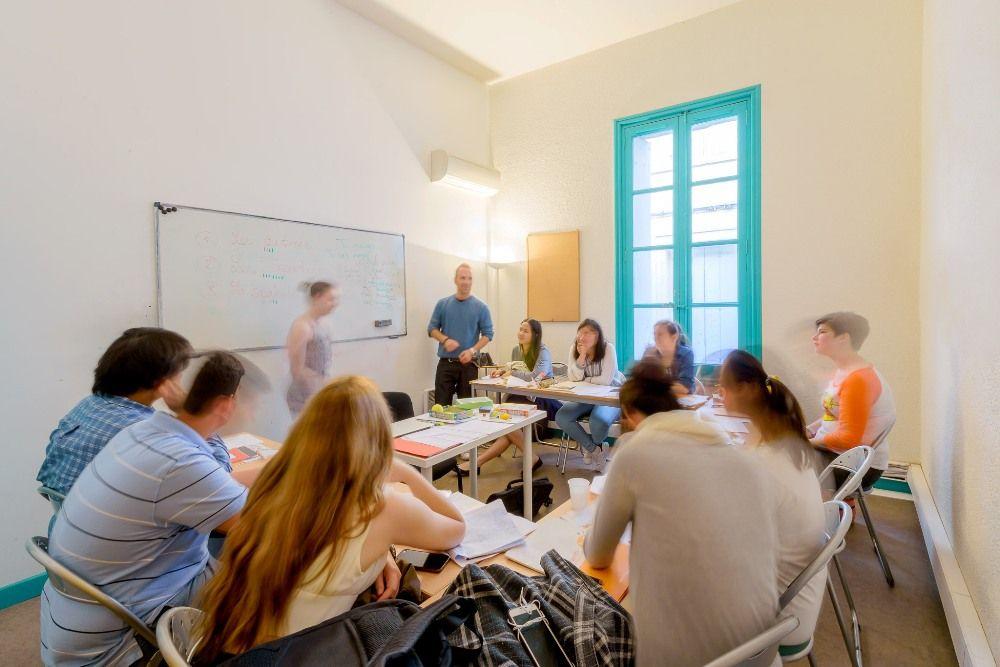 clases frances montpellier - LFS Montpellier
