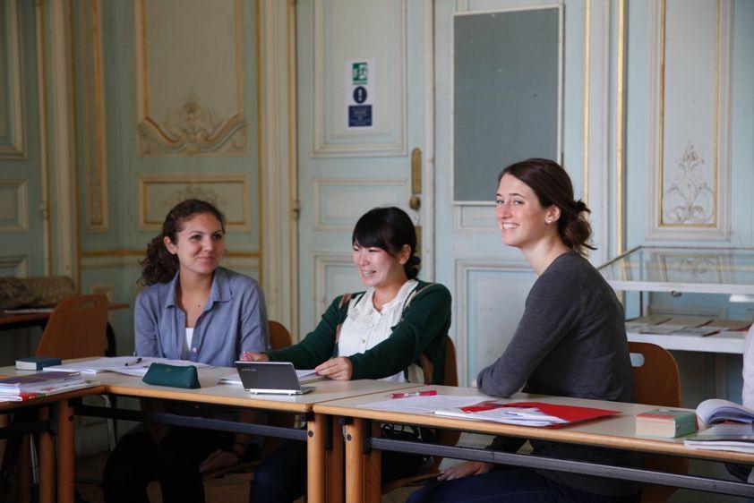 clases frances - Tours