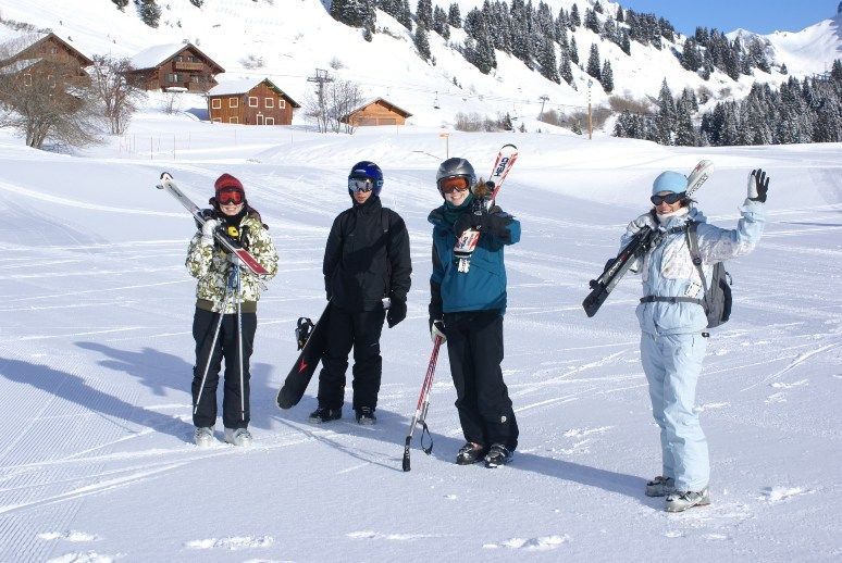 curso frances annecy actividades - Annecy