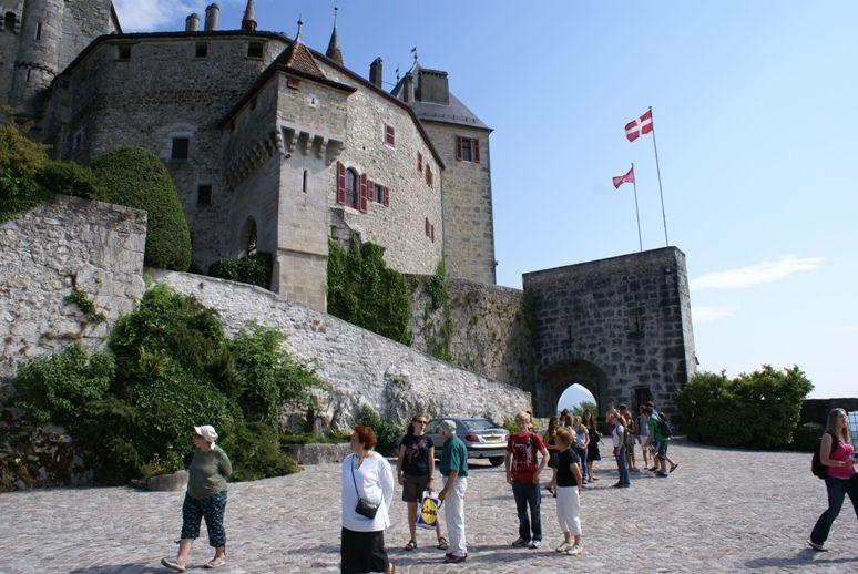 curso frances annecy excursiones - Annecy