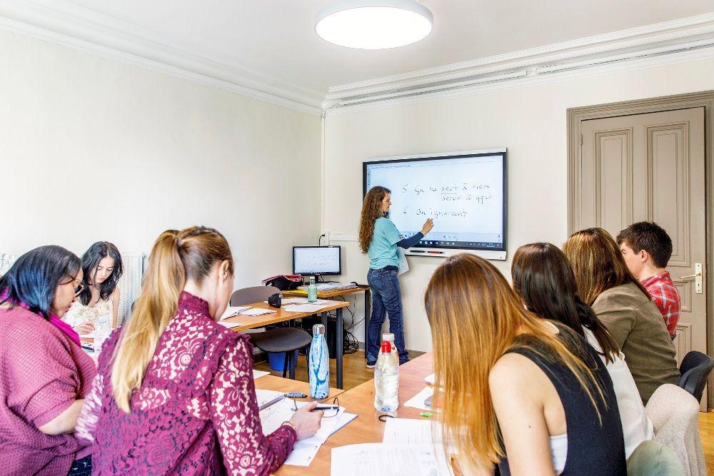 curso frances montpellier 1 - LFS Montpellier