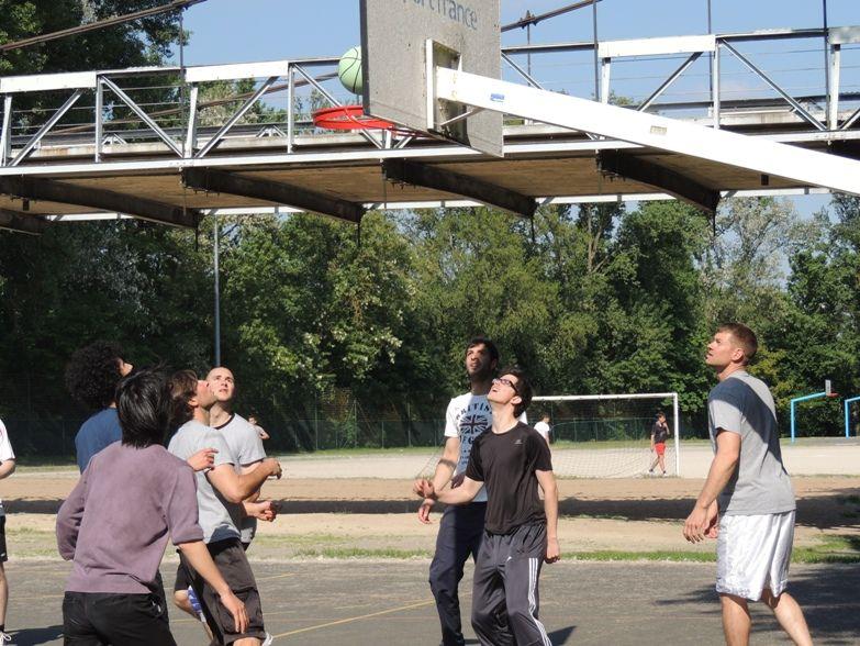 curso frances tours basket - Tours
