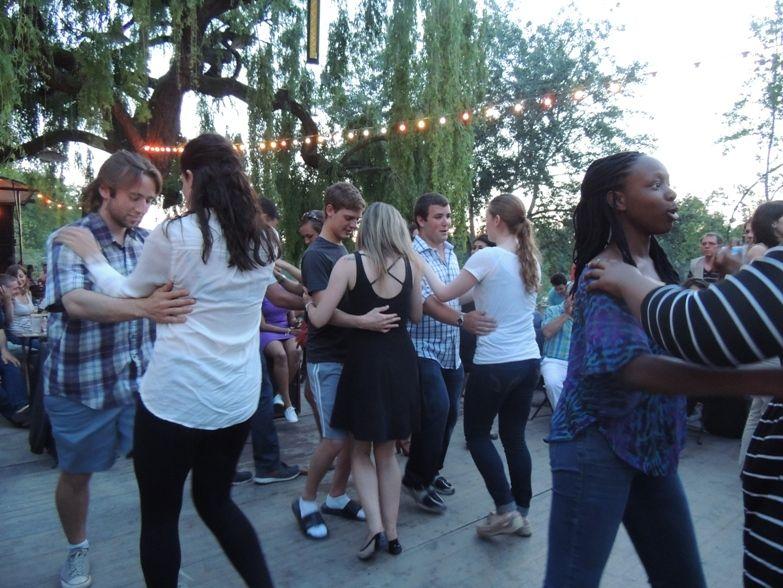 curso frances tours clases baile - Tours