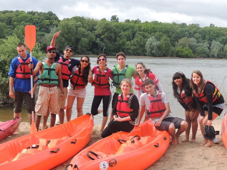curso frances tours kayaks - Tours