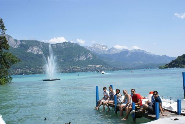 cursos frances annecy excursiones - Annecy